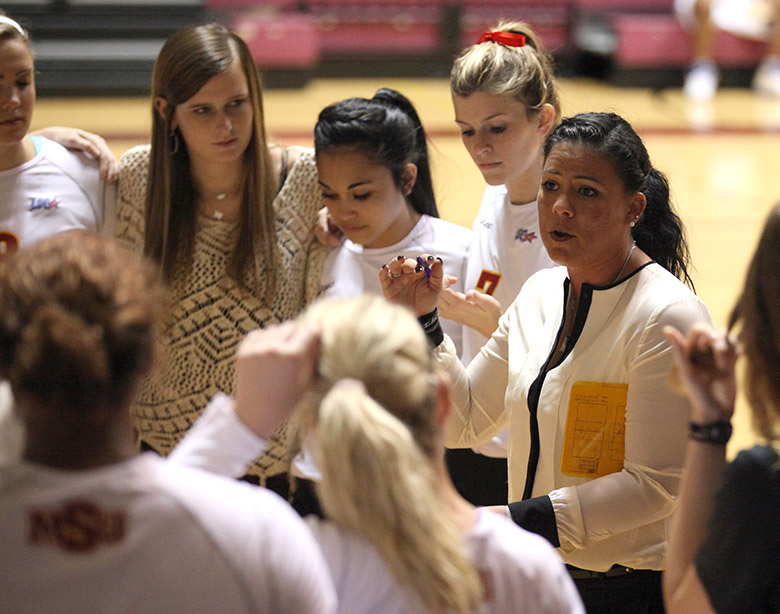 Volleyball: 'a whole different team now'