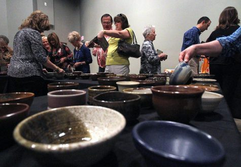 Empty Bowls fundraiser Oct. 13