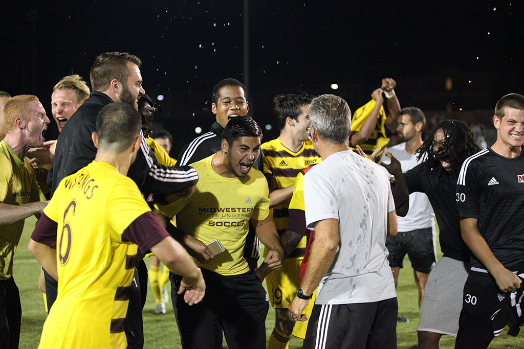 International players become family — like 29 brothers