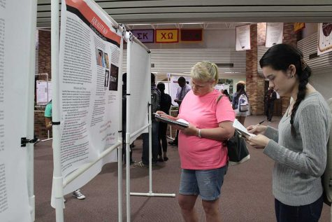 Undergraduate research forum Nov. 19