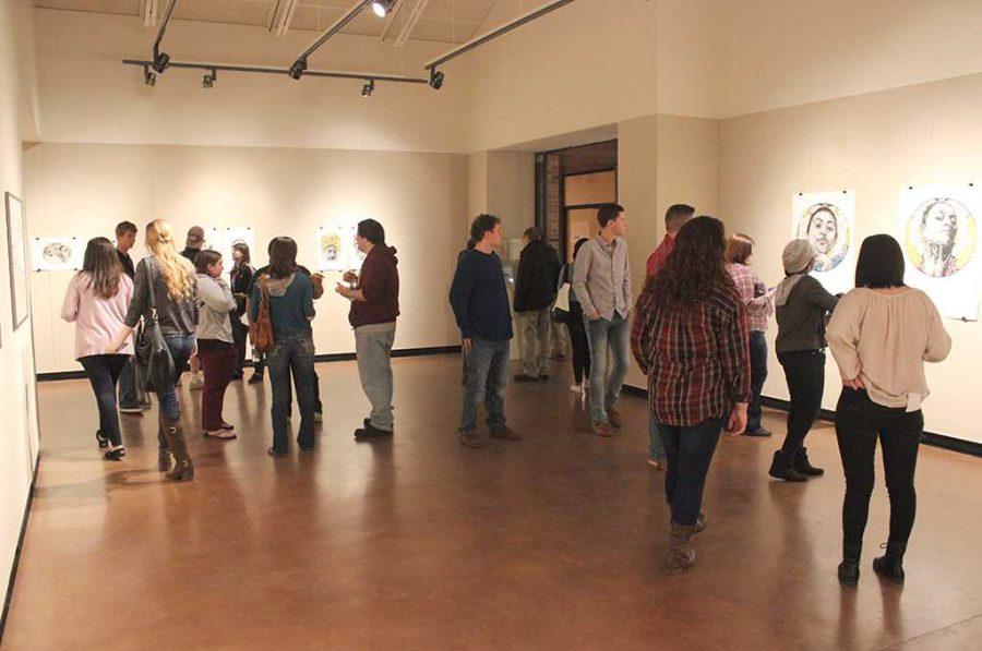 Artists presence felt in Herreras prints