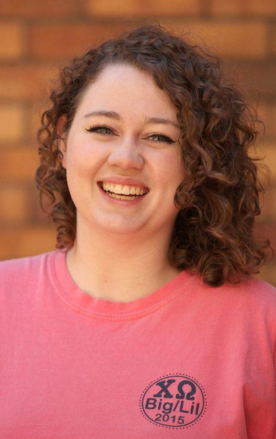 Kara McIntyre, mass communication junior