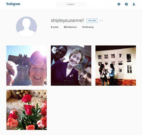 Shipley joins instagram
