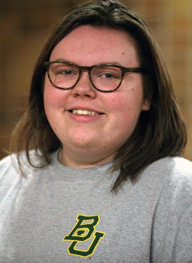 Bri Sheen, mass communication sophomore