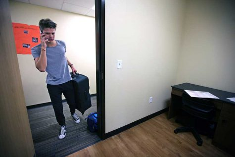 Move-in 'smooth' for unfinished residence hall