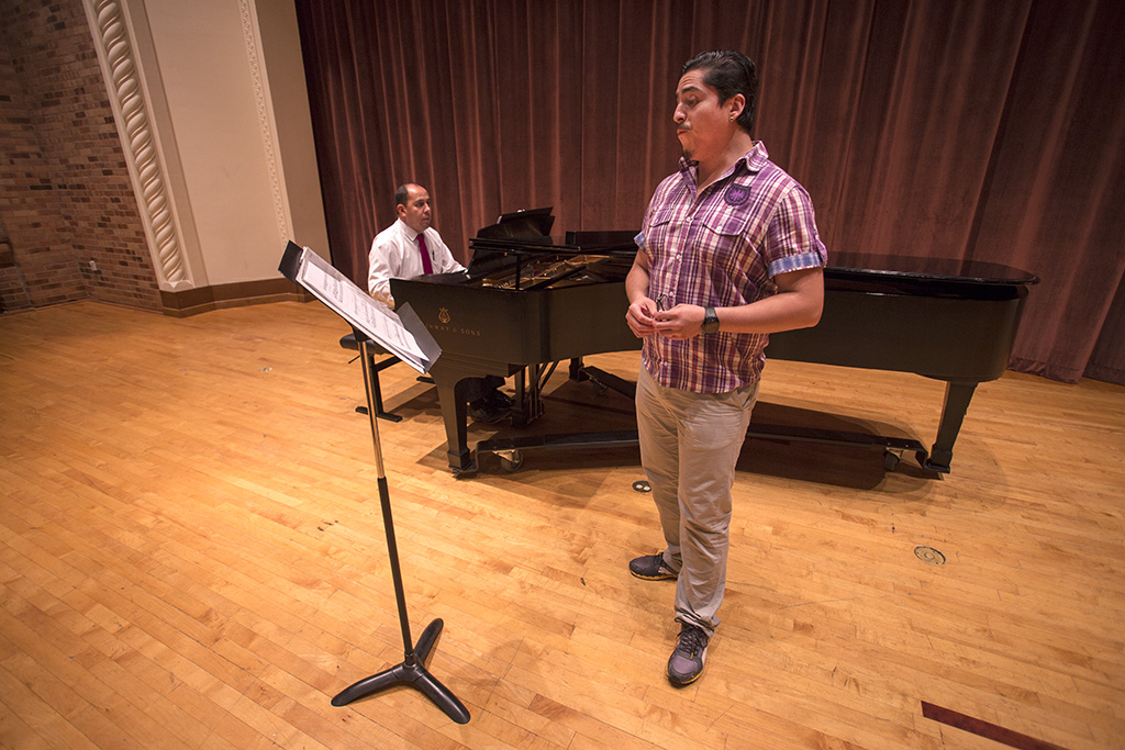 Fine Arts dean, guest to present concert Thursday