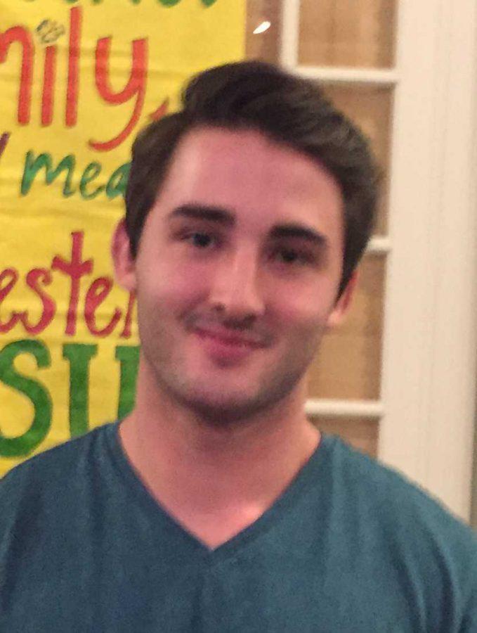 Robert Carper, radiology freshman