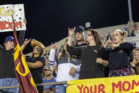 Mustang Maniacs aim to keep high school spirit aspirations alive