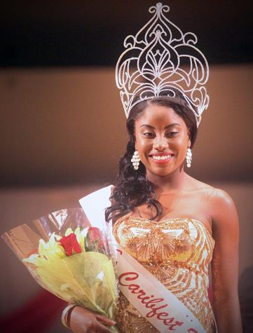 Miss Caribfest: 'I had sleepless nights.'
