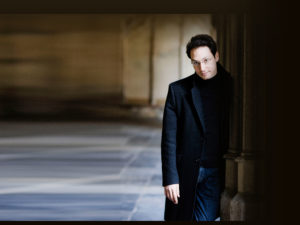 Shai Wosner, pianist, will be performing in Akin Auditorium on Oct. 13.