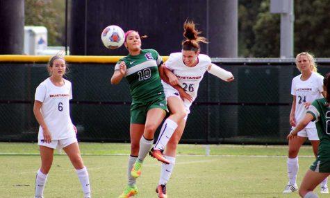 Women's soccer stomps ENMU