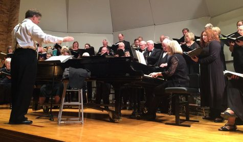Oratorio Chorus presents The Peaceable Kingdom