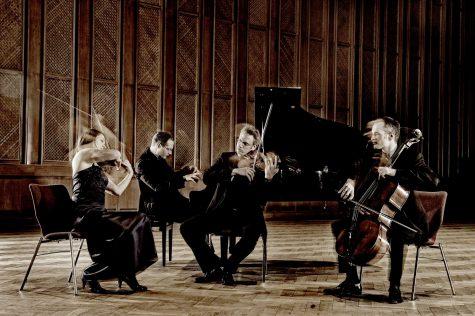 The Faurè Quartett comes to Wichita Falls