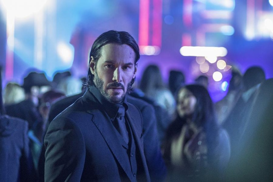 Keanu Reeves in John Wick: Chapter 2 Photo by Niko Tavernise