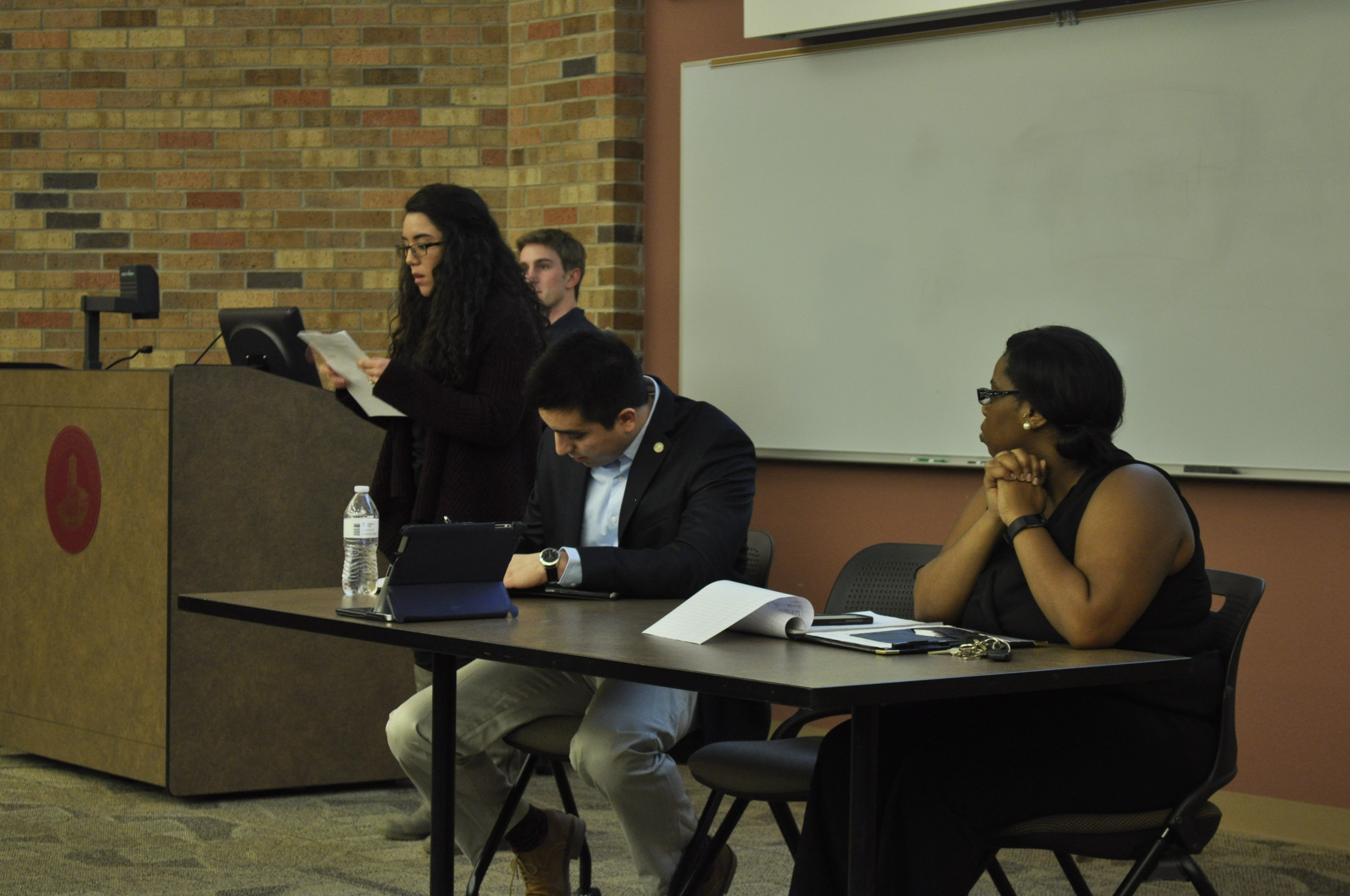 Student Government Association opens applications for executive roles