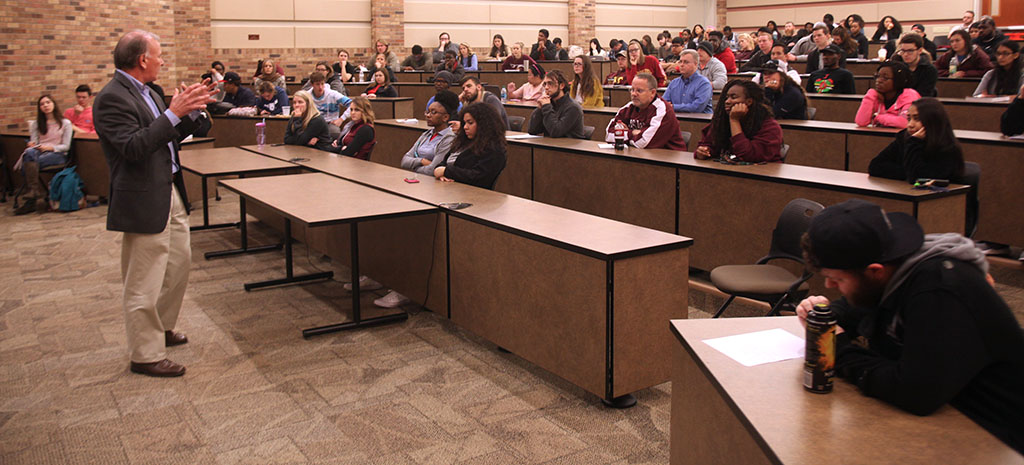 Streich Family Lecture celebrates 35th anniversary