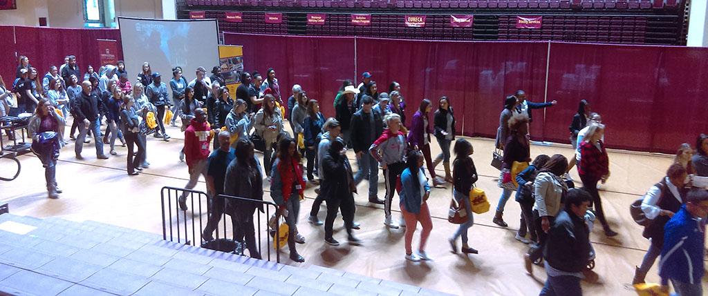 30 clubs volunteer at Mustangs Rally