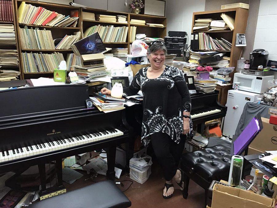 Ruth Morrow: the piano woman and marathon racer