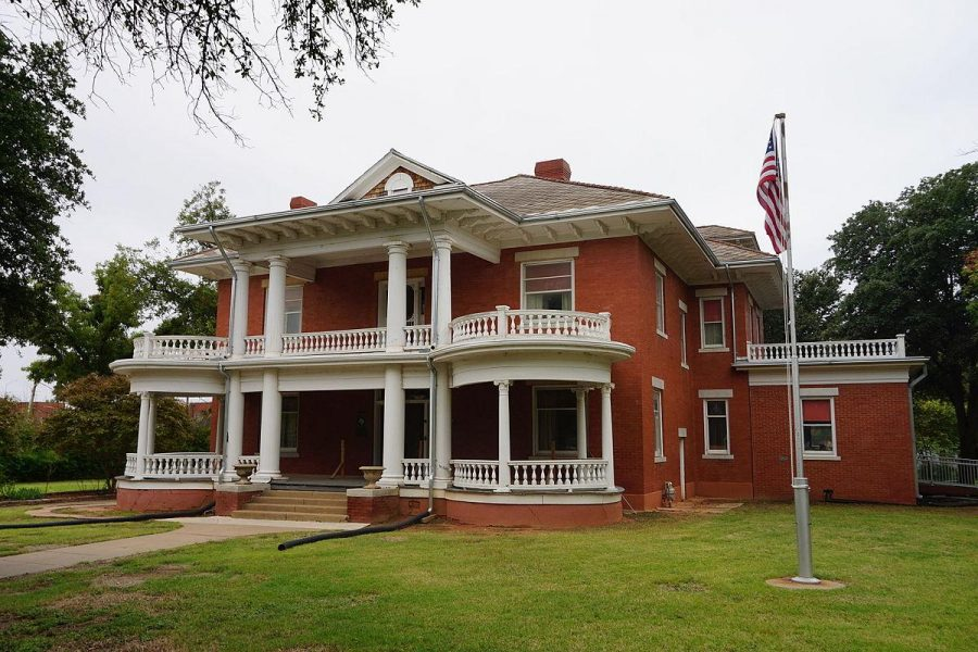 Kell House Museum, 900 Bluff St