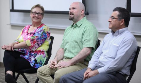 Diversity drives faculty panel at symposium March 25