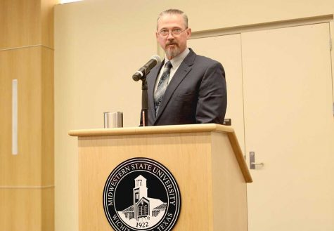 James Johnston, interim provost, named new provost