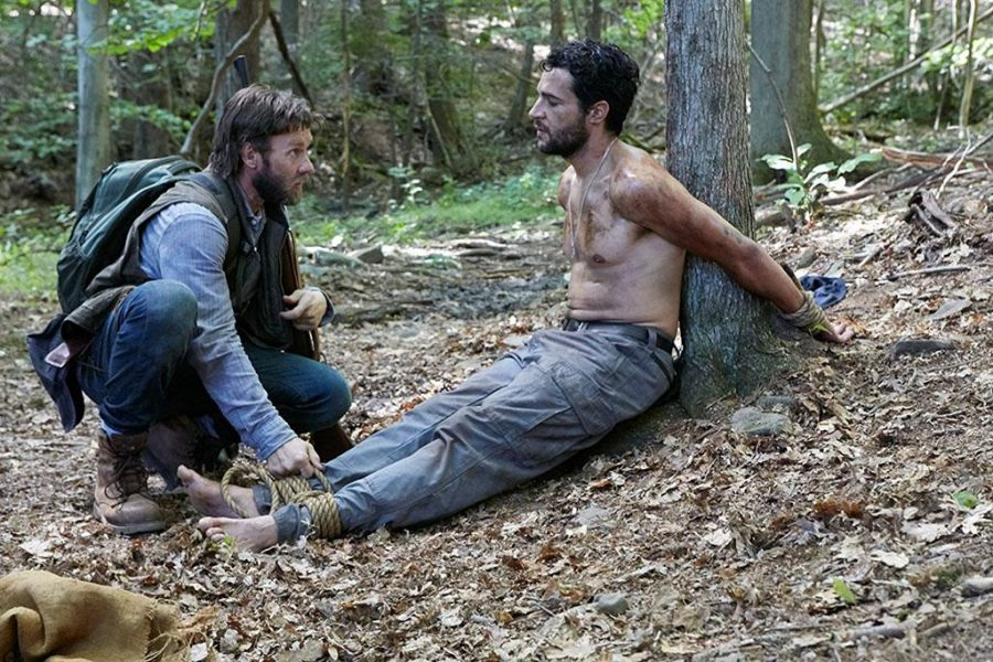 Joel Edgerton and Christopher Abbott in It Comes At Night (2017). Photo courtesy of IMDB.