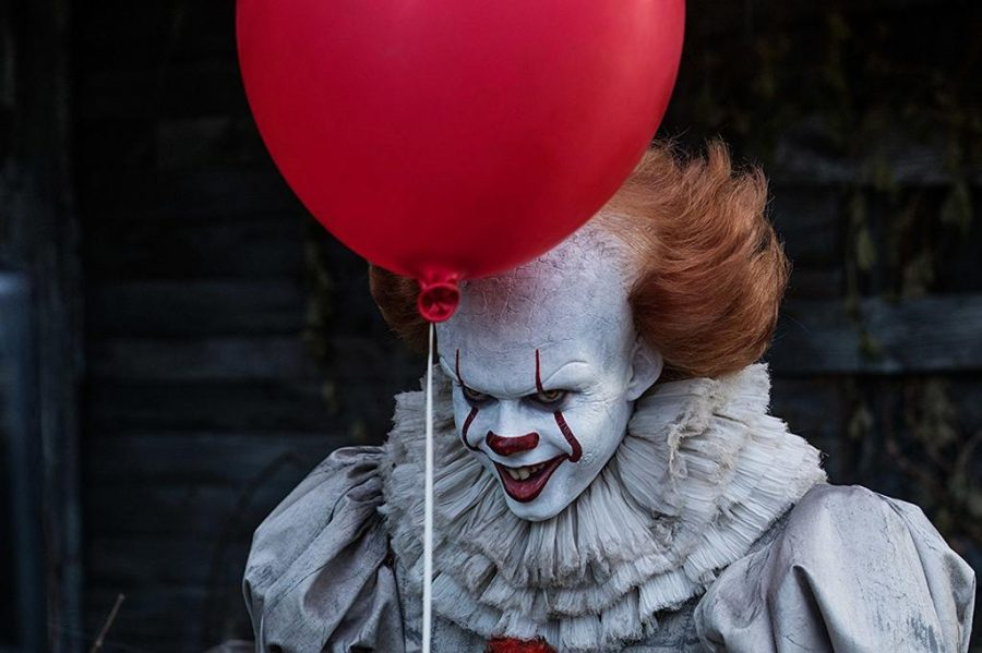 Pennywise from It. Photo by Brooke Palmer