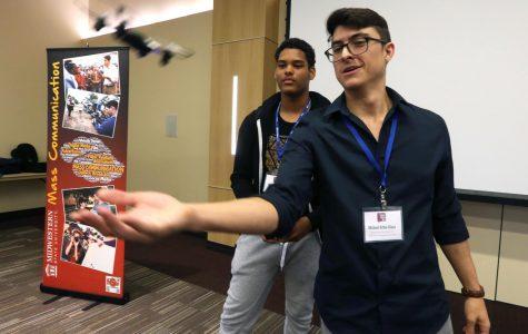 From student engineer to superhero