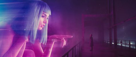 Ryan Gosling and Ana de Armas in Blade Runner 2049 (2017)