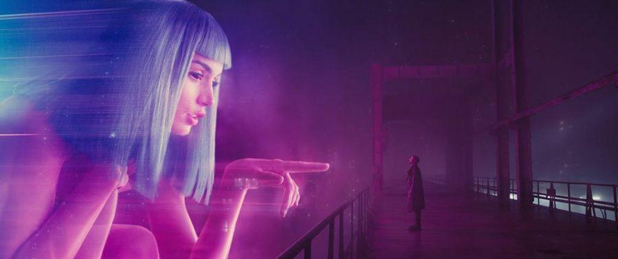 Ryan Gosling and Ana de Armas in Blade Runner 2049 (2017)