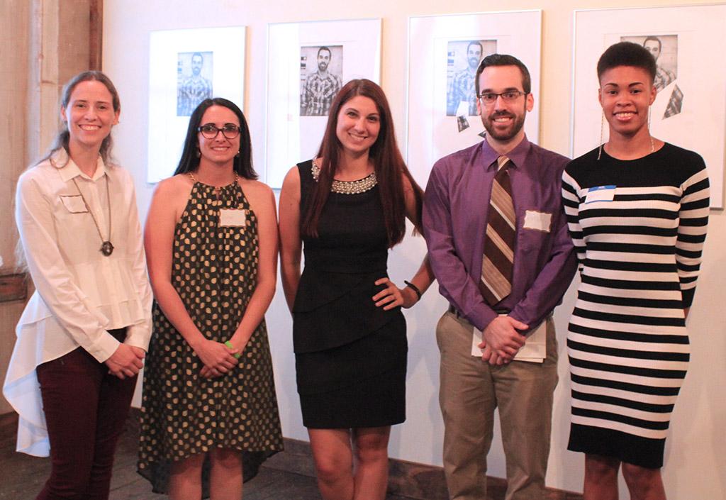 Alumni showcased in local art exhibit