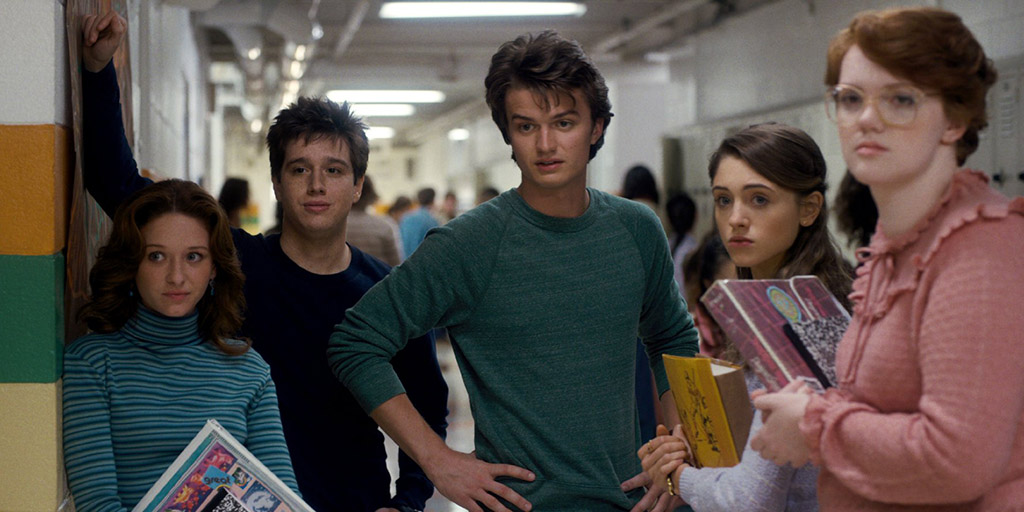 Inman: 'Stranger Things' has taken over my life