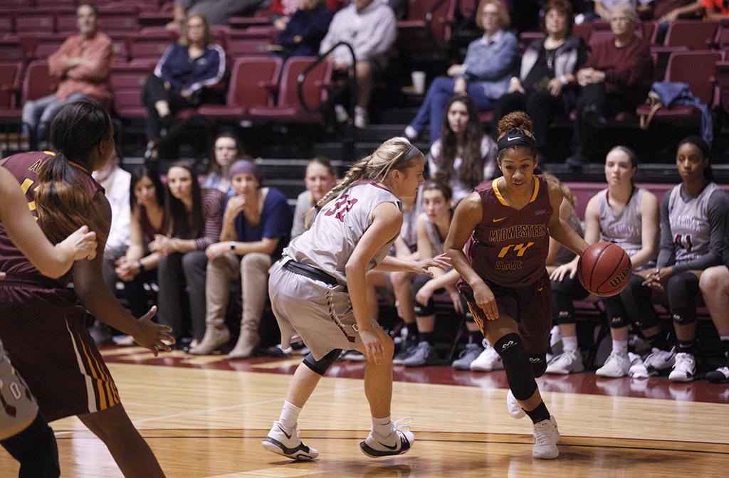 Women's basketball beats Oklahoma Christian University
