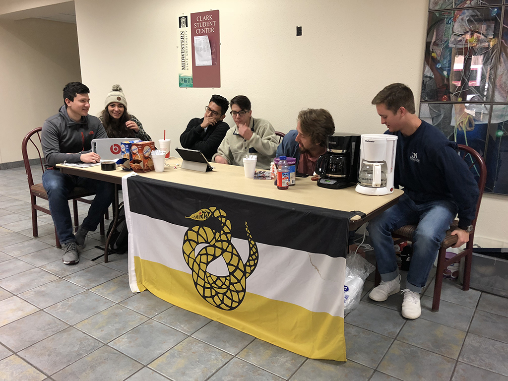 Sigma Nu warms up fundraising
