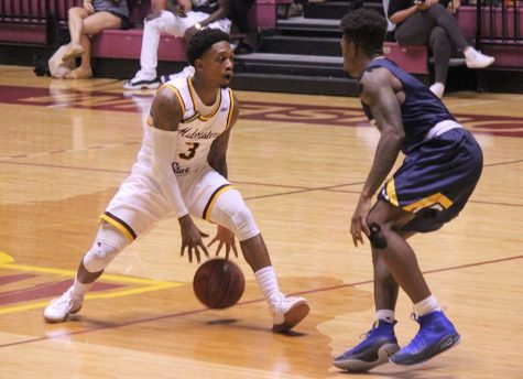 Basketball hosts double header against TAMUC