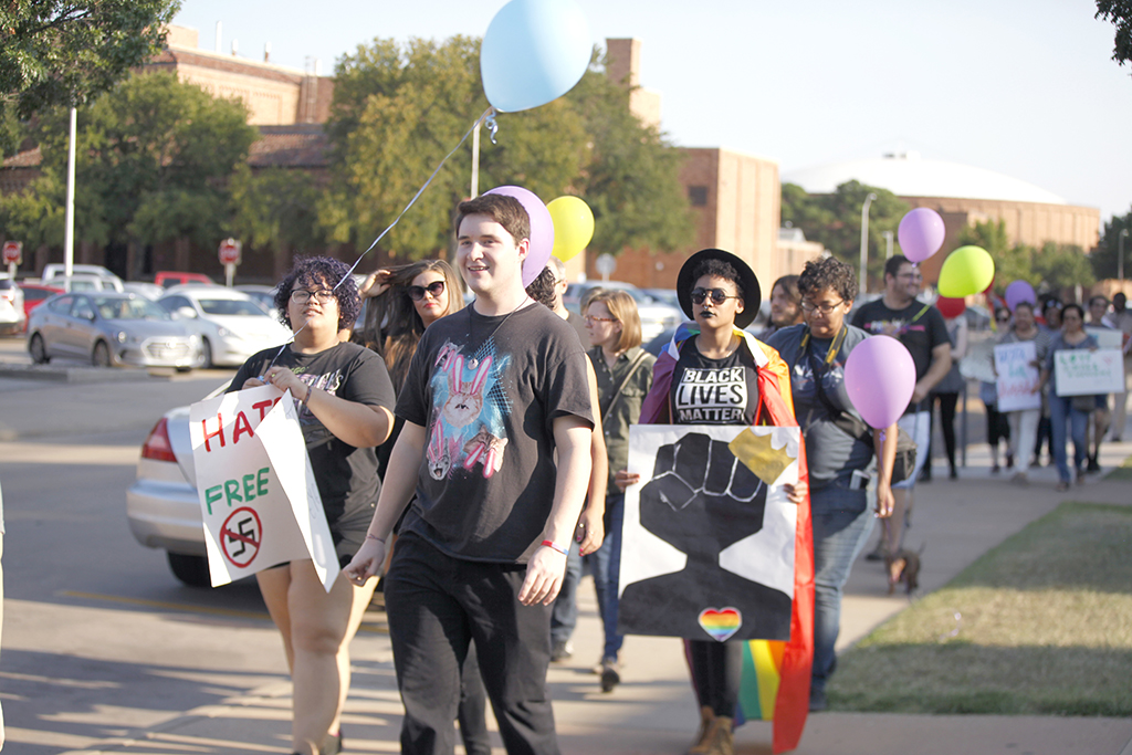 LGBTQ students' journey from discrimination to acceptance