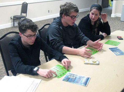 75 students attend UPB grocery bingo night