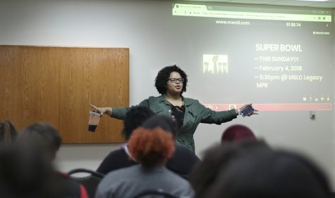 UPB meeting discusses fun, future events