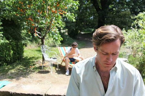 'Call Me By Your Name' examines young love