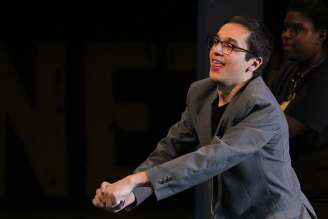 Cruz one of 20 in 'Urinetown'