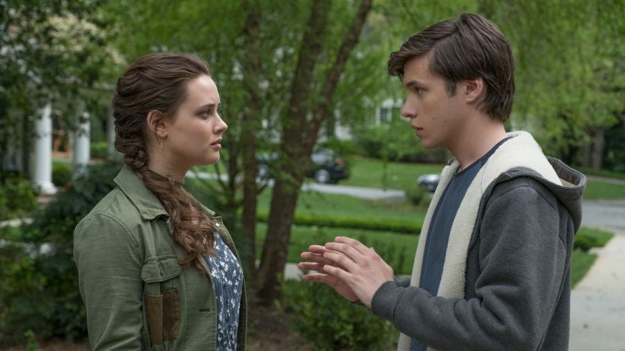 Nick Robinson and Katherine Langford in Love, Simon (2018). Photo courtesy of IMDB
