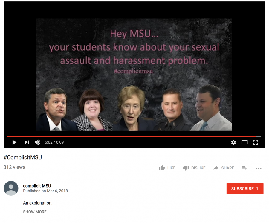 Student affairs schedules forum regarding campus harassment, assaults