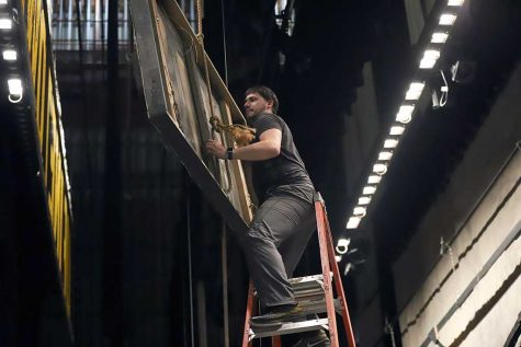 'Urinetown' run complete; strike begins March 5