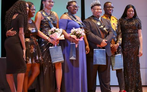 Kangudja, Green wins Black Excellence Pageant