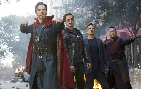 'Avengers: Infinity War,' Marvel's main event