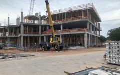 Summer news: Campus continues to evolve