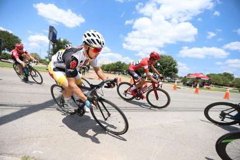 Cycling team, alumni takes top places in Hotter'N Hell races