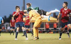 Men's soccer beats Newman 3-1