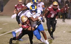 Mustangs take down Angelo State 57-36