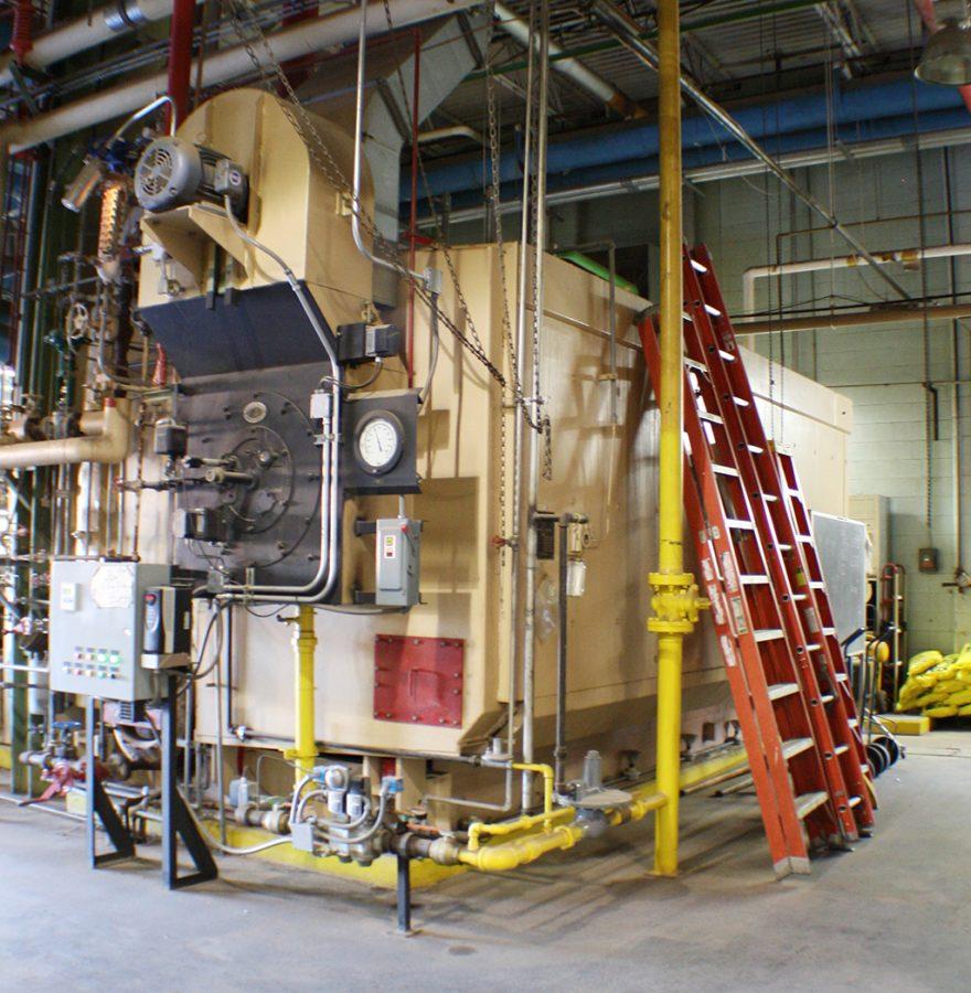 original boiler